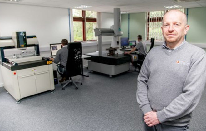 Nottingham Opens in May - Verus Metrology Partners