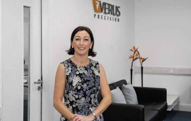 Yvette Haghey Promotion Verus Metrology Partners
