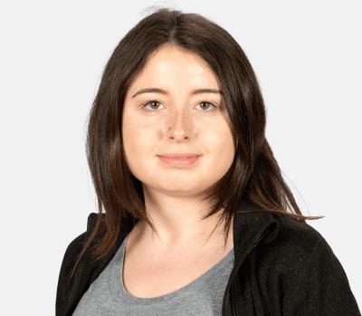 Michaela Healy - Verus Metrology Engineering Technician