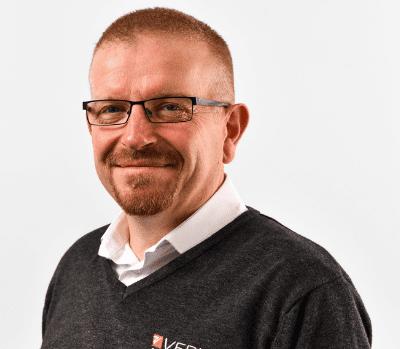 Jon Banner Verus Metrology Group Applications and Development Director