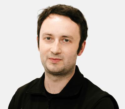 Simon McFadden Verus Metrology Manufacturing Engineer