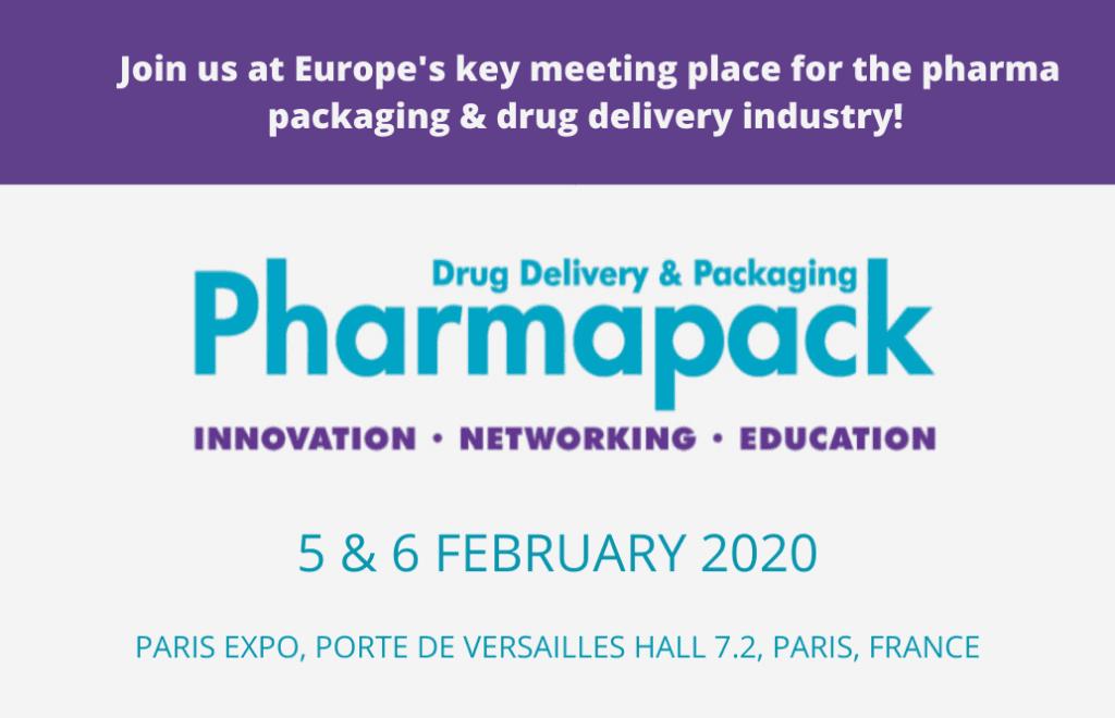 Verus at Pharmapack 2020