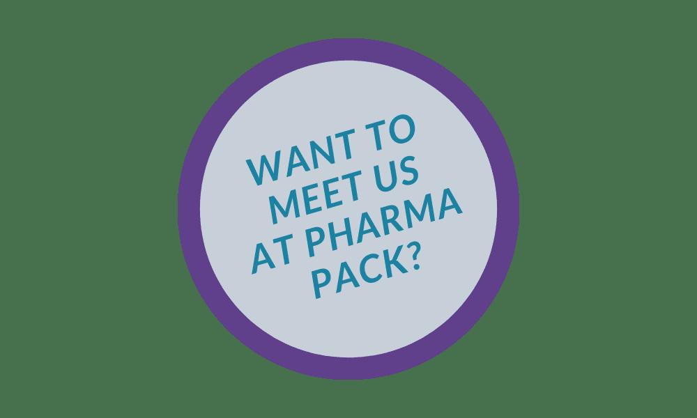 Meet Verus at Pharmapack
