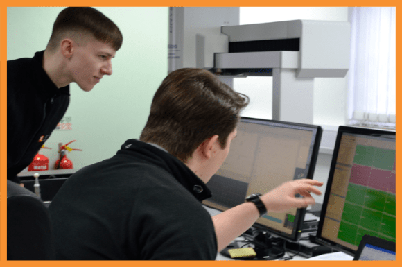 Metrology Apprentices Training and Development