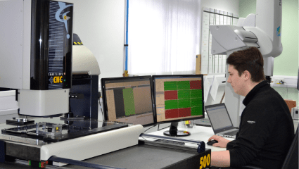 Jack Broome Metrology Applications Engineer Apprenticeship