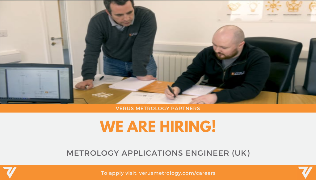 Career Opportunity Verus Metrology