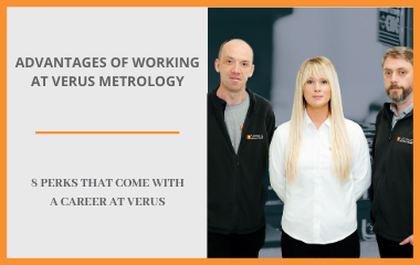 Eight Advantages That Come With A Career at Verus Metrology Feature Photo