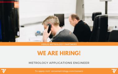 Career Opportunity - Metrology Applications Engineer