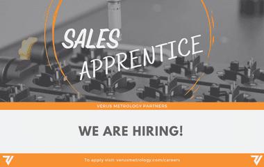 Feature Photo - Sales Apprentice
